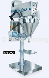 Semi-auto Auger Type Powder Metering Filling Machine (Floor Model) SM-2001