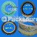 Spiral Wound Gasket/asbestos/graphite/PTFE/metal spiral wound gasket