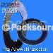 Reinforced graphite gasket/Tanged graphite jointing washer/Graphite seals