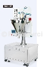 SM-2002  Semi-auto Auger Type Powder Metering Filling Machine (Bench Model)