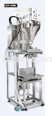 SM-2202  Semi-auto Auger Type Weighing Filling Machine