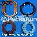 Metal inserted sealing Gasket/metal gasket ring/inserted rubber gasket/SS304 gasket