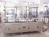 3-in-1 rinser filler capper monobloc juice tea hot filling bottling machine