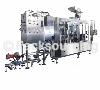 2-in-1 filler crown capper monobloc beer filling bottling machine