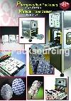Medical tools packaging machine applied on DUPONT Tyvek