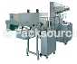 Automatic sleeve shrink wrapping machine