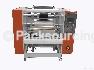 Semi-automatic Aluminum kitchen Foil Roll Rewinding Machine