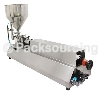 Tabletop Pneumatic Piston Liquid Filling Machine