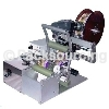 CKF-230P Round Bottle Labeling Machine on Table