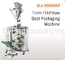 Form-Fill-Pillow-Side seal Packaging Machine(GJ-2000AF)