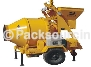 JZC concrete mixer machine