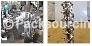 Granulating Equipment > Hemispherical screw  / Extrusion-type screw