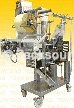 MODEL-556 Liquid Packaging Machine (With electric eye) (Double Barrels Type)