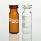 Autosampler Vial 2ml snap top vial