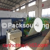 pe pp coating laminating machine
