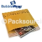 Kraft Self-Seal Bubble Mailers