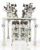 VOLUMETRIC FORM FILL SEAL MACHINE FLEXI BAG TWIN 450TE/450T/450TC