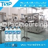 New Automatic Pure/Mineral/Carbonated PET Bottle Water Production Line or plant