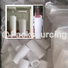 Bespoke Hollow Protective EPE foam Round Tubes for Glass Bottles or Vacuum Flasks