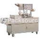 Plastic cup filling-sealing machine