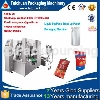 oypack stand up pouch filling , sealing , packging machine for liquid , oil