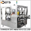 Automatic PET bottle labeling machine