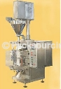 Servo Sachet Machine with Servo Auger Filler