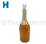 New Style 700ml Burgundy Wine Glass Bottle