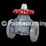 Industrial plastic valve