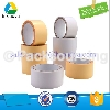 Water base untearable transparent OPP PET double sided adhesive tape