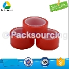 MOPP film release liner PET PVC double sided self adhesive tape for electronic die cutting