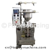 small bag 500g salad sauce pouch packaging machine with sides seal