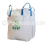 Made in Vietnam 1ton bulk bag tubular type breathable big FIBC bag for plastic packaging