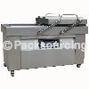 manual double chamber vacuum packaging machine wecanpak nantong china
