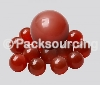 Water Treatmemt Transparent PP Hollow Plastic Ball