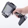 Portable handheld inkjet printer