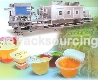Whole plant equipment for manufacturing of jelly