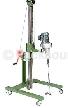 Guide rail hoister frames-CHL-100 (C)